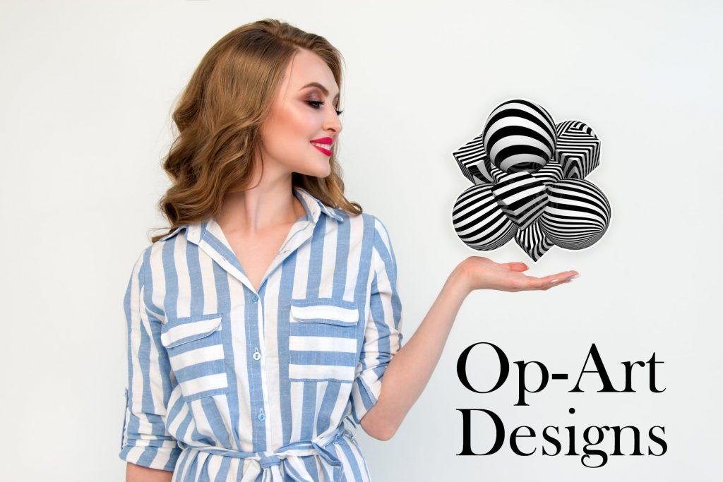 Op-Art Designs