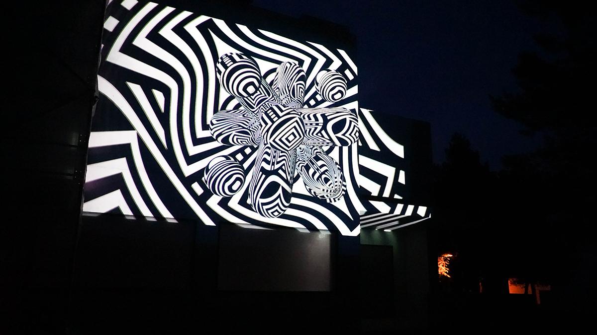 Bauhaus 100  meets Street art