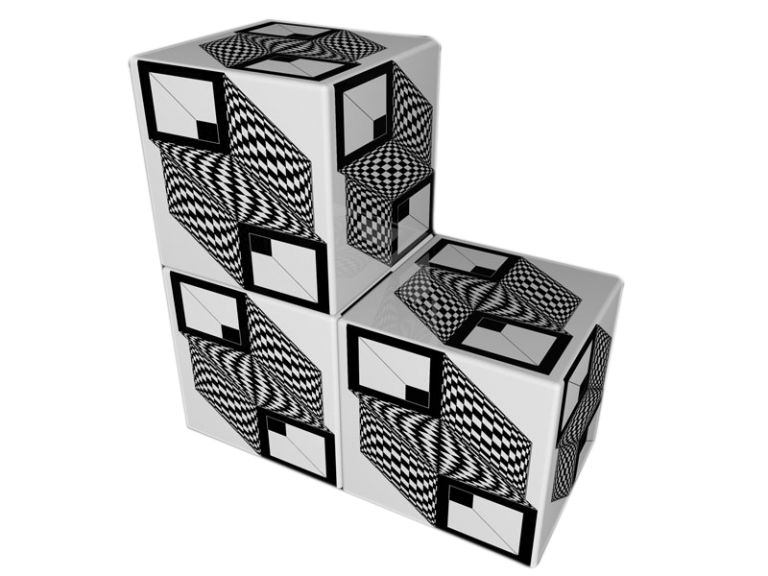 Cube 3.0 Motiv 10/ Einsitzer