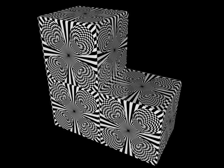 Cube 3.0 Motiv 12/ Einsitzer