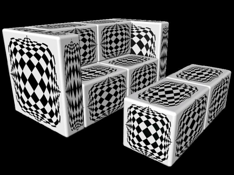 Cube 1.0 Motiv 13 / Zweisitzer