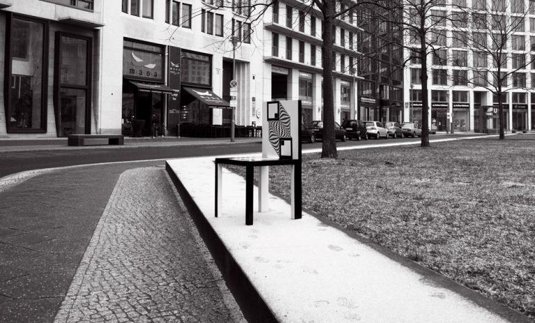 Berlin Op-Art on tour...