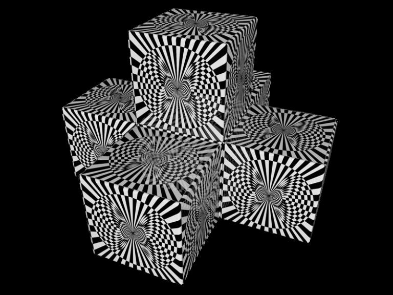 Cube 3.0 Motiv 14/ Viersitzer