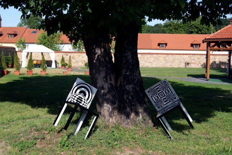Prag Op-Art on tour...