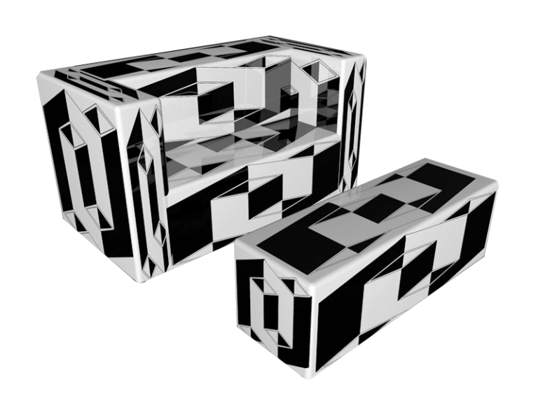 Cube 1.0 Motiv 20 / Zweisitzer
