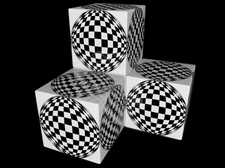 Cube 3.0 Motiv 02/ Zweisitzer