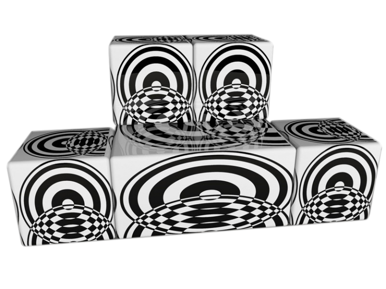 Cube 2.02 Motiv 08 Viersitzer